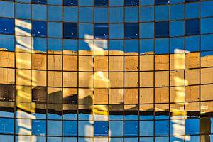 Gouden reflectie