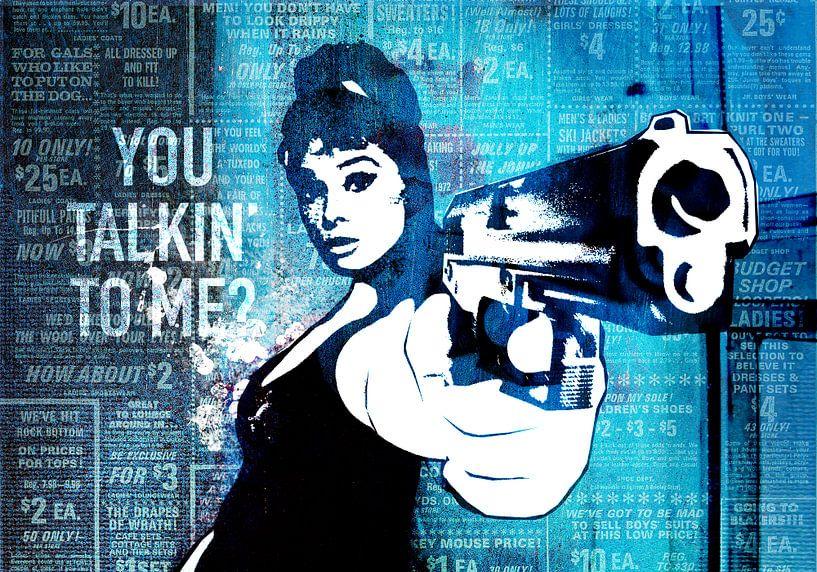 You Talkin' To Me? von Feike Kloostra
