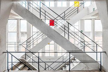 Stairwell the Hem sur Mark Veldman