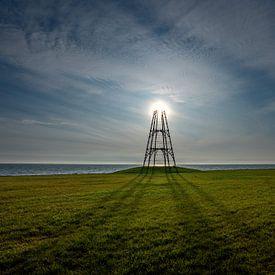 De kaap Texel van Texel360Fotografie Richard Heerschap