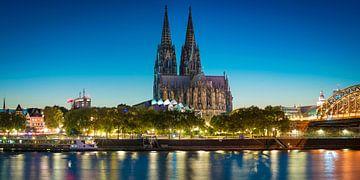 Une soirée à Cologne
