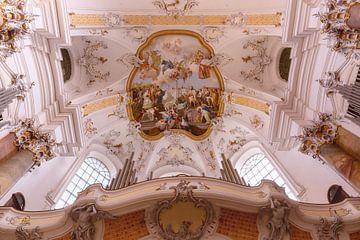 Kloster Ottobeuren, Deutschland von Adelheid Smitt