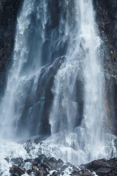 Waterval Iceland van Menno Schaefer