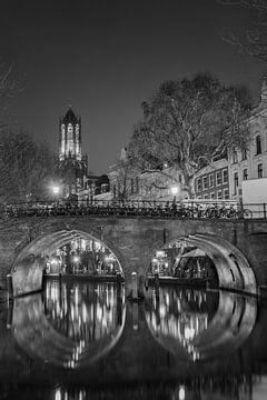 Utrecht Domtoren 9 van John Ouwens