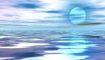 Meeresimpression von Dagmar Marina
