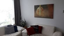 Kundenfoto: How fragile we are von Eddy 't Jong, auf leinwand