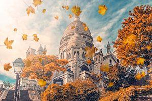 Montmartre en automne