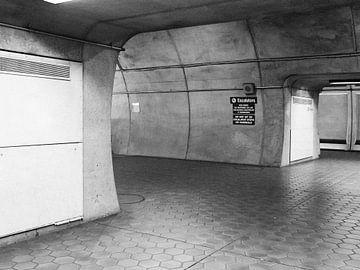 D.C. Metro Station van Charlotte Meindersma