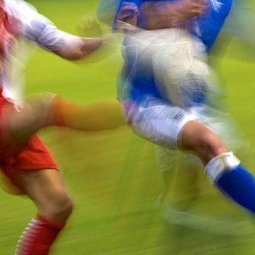Voetbal van Fokje Otter
