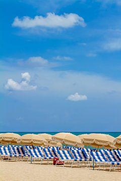 Strandidylle van Melanie Viola
