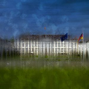 City-Art BERLIN Schloss Bellevue