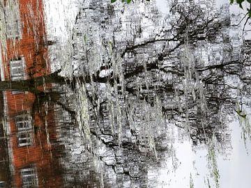 Urban Reflections 91 van MoArt (Maurice Heuts)