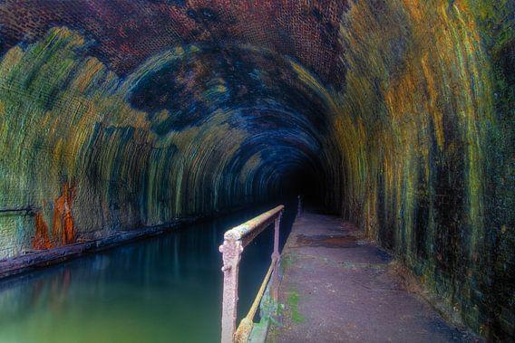 Boottunnel van Godarville