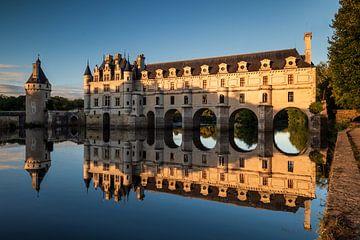 Chateau de Chenonceau van Dick Portegies