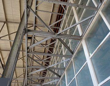 Kijk naar boven: oude suikerfabriek Groningen van