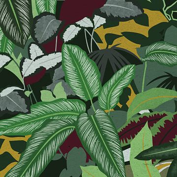 Jungle Safari II, Megan Gallagher van Wild Apple