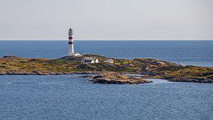 Leuchtturm Norwegen. von Nico Boersma