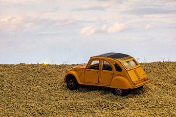 Dinky toy auto. van