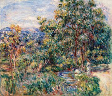 Renoir, Le Béal (1912) von Atelier Liesjes