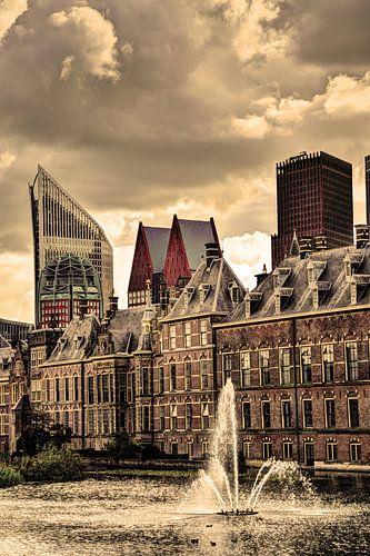 Binnenhof Den Haag Nederland