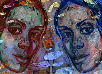 Soul spirits van ART Eva Maria