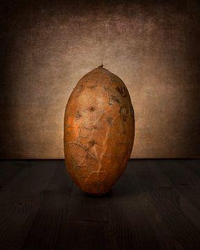 Zoete aardappel van Gerben van Buiten