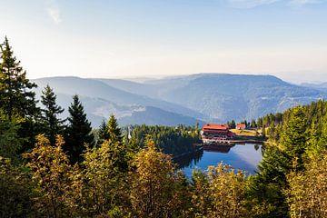 Mummelsee im Schwarzwald von Werner Dieterich