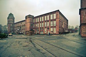 Voormalige textielfabriek van