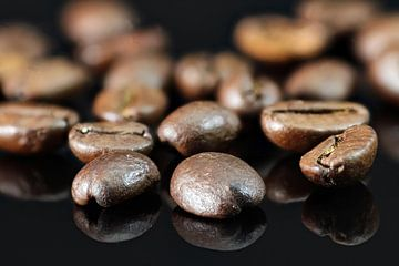 koffiebonen van Gerhard Albicker