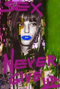 Jane Birkin - Never give up - Sex