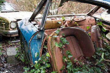 Urbex - Verlaten auto's van