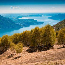 Lago Maggiore in Italien von Martin Wasilewski