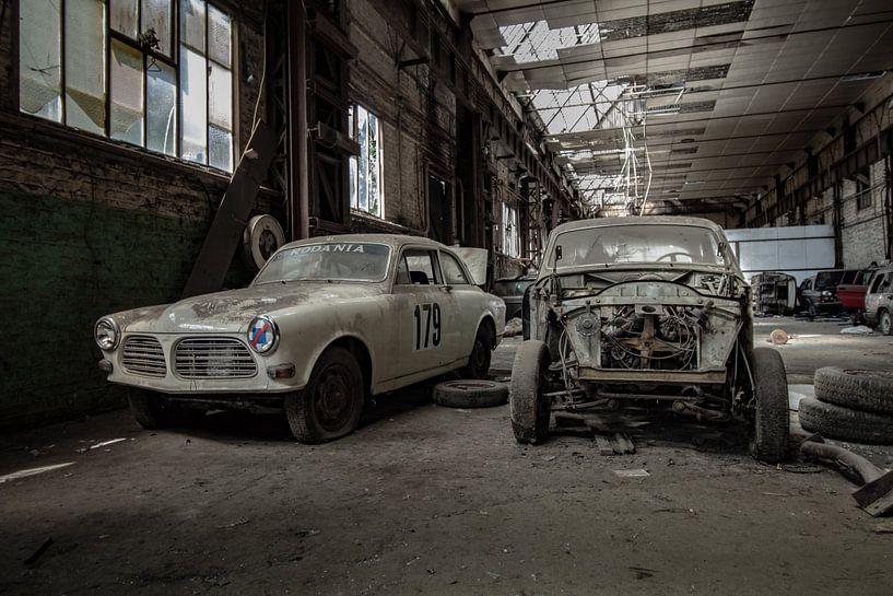 Volvo-Amazon von Robbert Wille