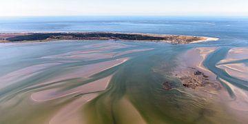 Insel Vlieland und Vlielanderbalg von Roel Ovinge