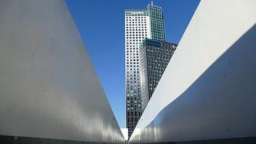 Rotterdam skyscraper van R. Khoenie