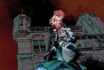 Royal Fireworks van Hans van der Pol