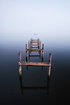 Nebelmorgen von Marvin Schweer
