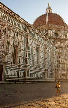 Het meisje van Firenze van Nina Rotim