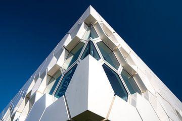 Museum für moderne Architektur auf dem Afsluitdijk von Fotografiecor .nl
