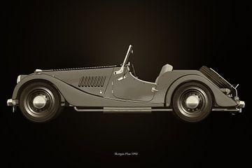 Morgan Plus 1950 von Jan Keteleer