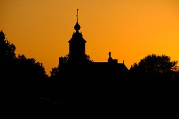 Sonnenuntergang von Dennis Elshout