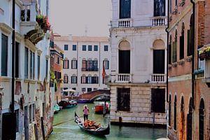 Deze Wereld - Venetië Kanaalzicht