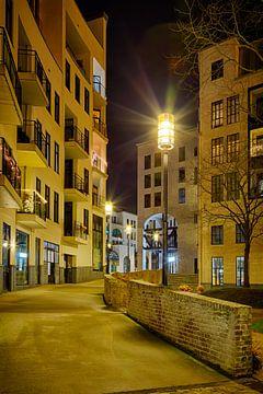 Heerlen de nuit, Maankwartier sur Carola Schellekens