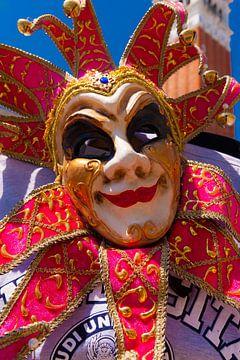 Venician Mask sur Brian Morgan