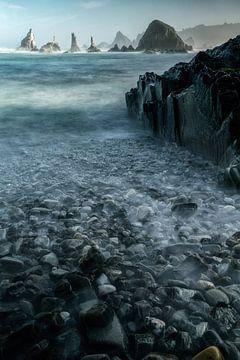 Playa Gueirua  sur Lars van de Goor
