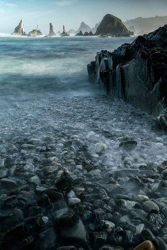 Playa Gueirua  von Lars van de Goor