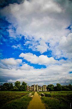 Cowdray Castle van PJG Design