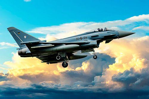Eurofighter Typhoon 1 van