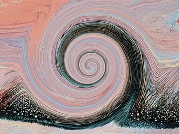 Pink Salmiak van Milky Fine Art