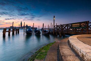 Venedig am Morgen van